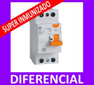 diferencial superinmunizado
