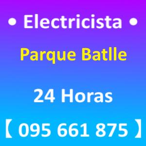 electricista parque batlle