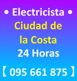 electricista ciudad de la costa canelones