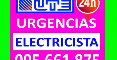 electricista urgencia