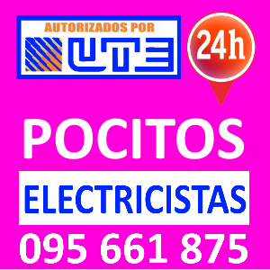 electricista pocitos 24 horas