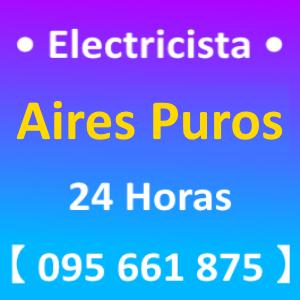 electricista aires puros