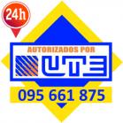 Logo electricista autorizado por UTE