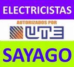 electricista zona sayago