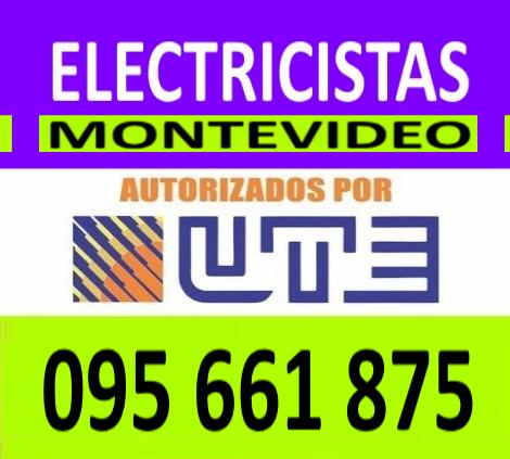 electricistas en montevideo