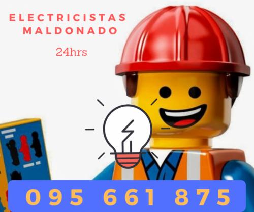 electricista maldonado 24 horas