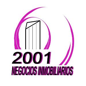 logo negocios inmobiliarios 2001