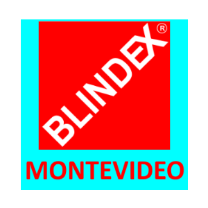 logo puertas blindex uruguay