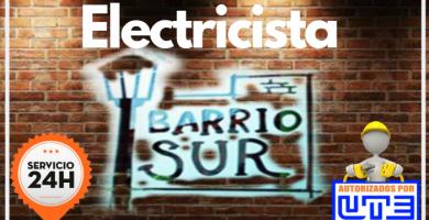 electricista barrio sur