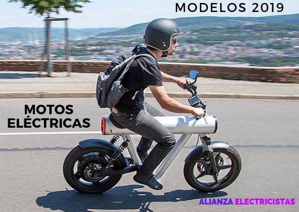 moto electrica uruguay 2019