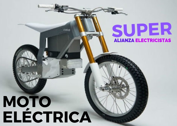 motos electricas cross